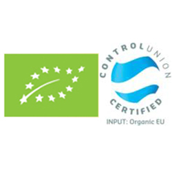 Organic certification to EU Regulation (EC) No. 834/2007 &  (EC) No 889/2008)