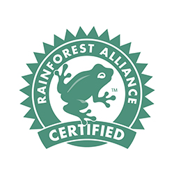 Rainforest Alliance Chain of Custody Certification
